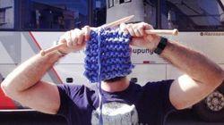 Quem disse que tricô e crochê são 'coisas de