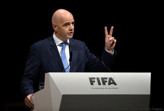 Novo presidente da Fifa, Gianni Infantino, quer transparência dos dirigentes e maior presença