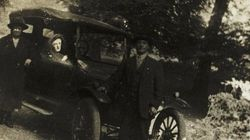 As bizarras 'fotos de espíritos' do começo dos anos