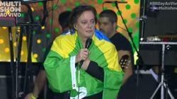 ASSISTA: Fábio Jr. detona 'roubalheira' e ataca Dilma, Lula e