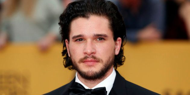 Actor Kit Harington from the HBO