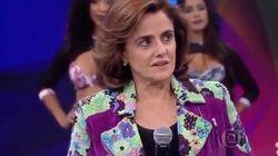 Faustão chama Brasil de 'País da desesperança' e Marieta Severo responde à