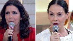 Malu Mader e Carolina Ferraz MANDAM A REAL sobre caso de estupro