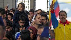 Venezuela quer acolher 20 mil sírios, anuncia Nicolás