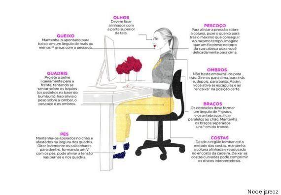 4 benefícios de manter a coluna alinhada (no corpo e no