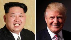 Trump conquista apoio internacional... da Coreia do
