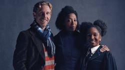 Esta é a LINDA família de Hermione e Rony na peça de 'Harry