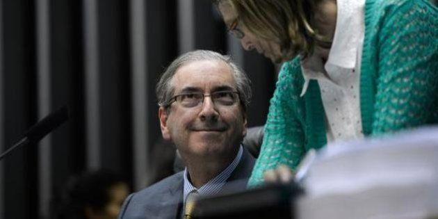 Eduardo Cunha quer implementar o Parlamentarismo para o próximo