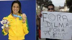 Joanna Maranhão critica atletas 'seletivos' quando o tema é a