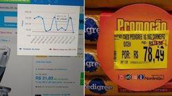 Cadê as promoções? Consumidores denunciam descontos falsos e fretes