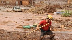 Sobe para nove o número de mortes confirmadas pelo rompimento da barragem da