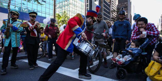 Retomamos a Avenida Paulista. E foi