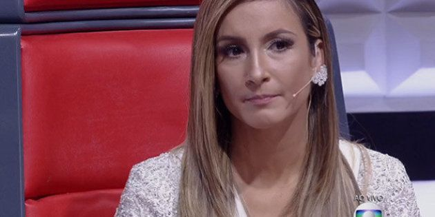 Claudia Leitte faz comentário inconveniente sobre doença de candidata do The Voice: 'Ter lúpus é realmente...