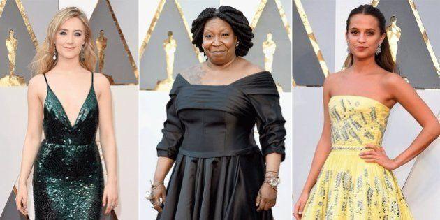 Oscar 2016: A noite é delas! A força e beleza das mulheres no Red