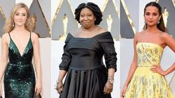 #Oscar2016 A noite é delas! A força e beleza das mulheres no Red