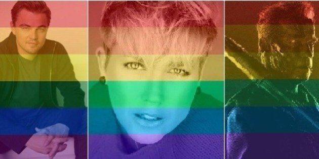 #LoveWins: Mais de 26 milhões de pessoas adotaram arco-íris na foto de
