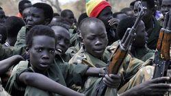 Infância perdida: Milhares de crianças foram recrutadas para a guerra no Sudão do