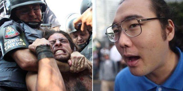 Justiça absolve dois manifestantes presos em protesto contra a Copa do Mundo de 2014 em