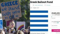 Para tentar salvar Grécia da crise, inglês organiza