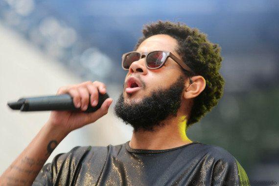 Emicida participa encontro de hip hop no Memorial da América Latina em São