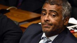 Romário deixa comissão do impeachment e critica novo governo em 'textão' no