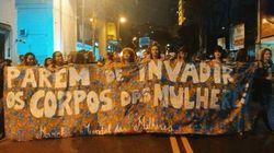 #PorTodasElas: Mulheres fazem marcha contra cultura do