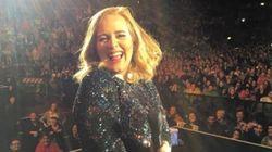 Fãs de Adele, segurem seus corações: A diva britânica prometeu vir ao