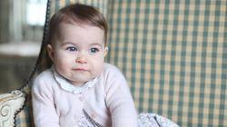 Princesa Charlotte, aos 6 meses, é a coisa mais FOFA que você vai ver