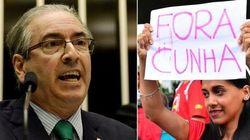 Sem apoio popular: Mais de 80% dos brasileiros querem Eduardo Cunha