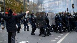 Em alerta pós-terrorismo, polícia francesa reprime manifestantes contra aquecimento