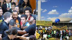Maioridade penal: Cunha barra manifestantes e descumpre decisão do