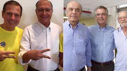 Após brigas e baixaria, PSDB decide entre Doria e Matarazzo para desafiar