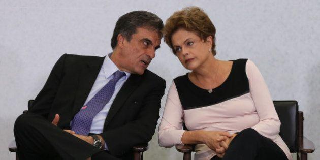 Pressionado pelo PT, ministro da Justiça José Eduardo Cardozo decide deixar o governo
