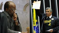 'Estão brincando com fogo', diz Joaquim Barbosa sobre redução da idade