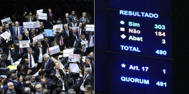 Traições do PMDB e do PSDB ajudaram a derrubar a redução da maioridade