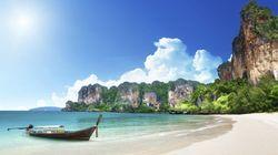 3 praias na Tailândia para visitar