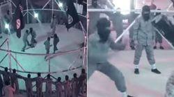ASSISTA: Estado Islâmico se inspira no UFC para treinar