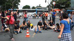 Eles pararam SP: Estudantes protestam contra a reorganização de