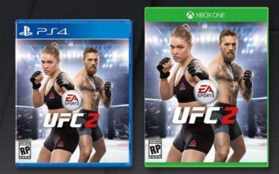 Ronda Rousey, Anderson Silva, Conor McGregor... O jogo UFC 2 está chegando e promete levar o melhor do...