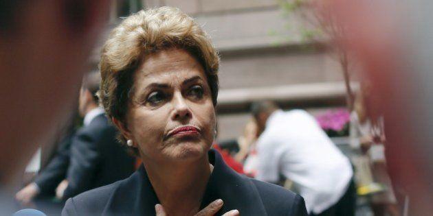 Mais de 90% dos brasileiros desaprovam o governo de Dilma Rousseff, aponta CNI-Ibope