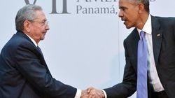 Obama anuncia reabertura de embaixadas em Cuba e