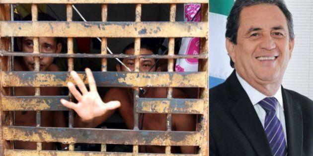 Senador Waldemir Moka apresenta projeto para obrigar detento a pagar pelas suas despesas na
