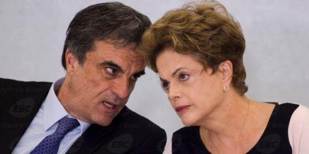 Cardozo deixa o Ministério da Justiça e assume a Advocacia-Geral da