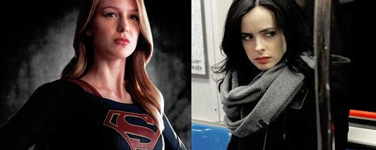 Jessica Jones, Supergirl e a eterna rixa entre