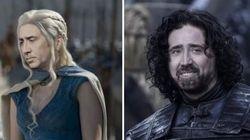 E se Nicolas Cage atuasse em 'Game of Thrones'? Alguém fez montagens