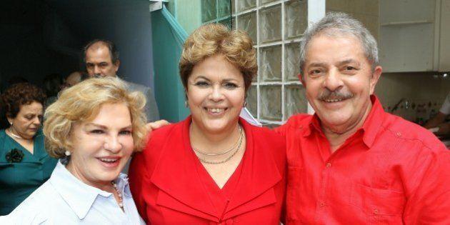 Lula e Marisa vão ficar em silêncio sobre o triplex no