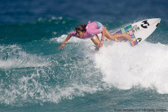 Oito vezes melhor do Brasil, surfista Silvana Lima diz que não ser 'bonitinha' dificulta