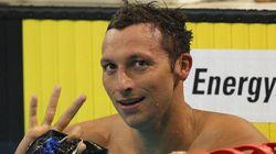 Insistência da imprensa impediu nadador olímpico de sair do