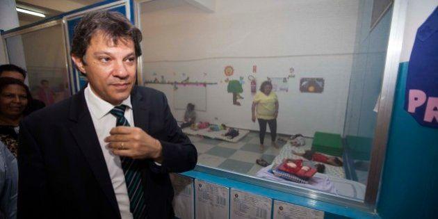 MP move com ação contra Haddad por suposto desvio de dinheiro de multas em São