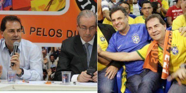Com aliados de Aécio e Cunha, oposição lança movimento a favor do impeachment de Dilma nesta